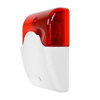 PNI A013 wired siren for 110 dB burglary detection system