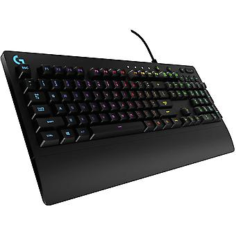 FengChun 213 Prodigy Gaming-Tastatur, RGB-Beleuchtung, Programmierbare G-Tasten, Multi-Media