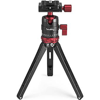 FengChun Aluminium Kamera stativ Mini Smartphone Stativ Flexible 360° Kugelkopf mit 1/4