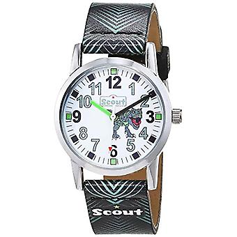 Scout Analogueic Watch Quartz Child with Fabric Strap 1(1)