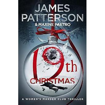 19e Kerst de nr 1 Sunday Times bestseller Womens Murder Club 19