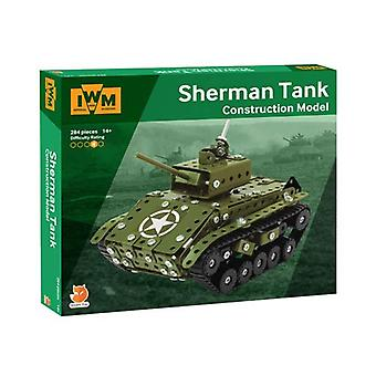 Museo Imperial de la Guerra Construir Conjunto Tanque Sherman