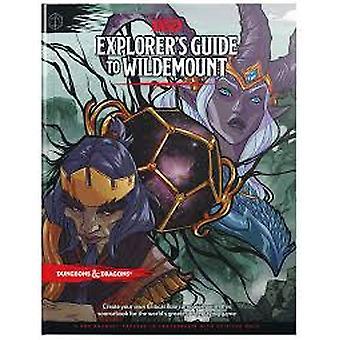 Dungeons & Dragons (DDN) Explorer's Guide to Wildemount