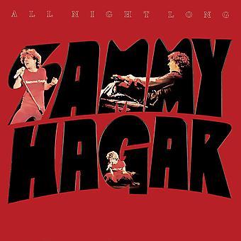 Sammy Hagar - All Night Long CD