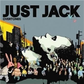 Just Jack Boventonen CD