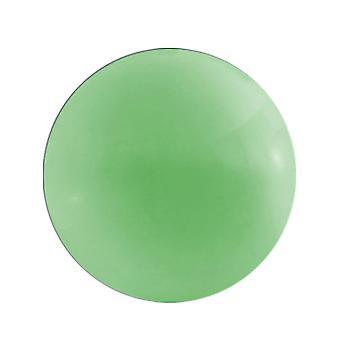 Green 12x12cm water-fillable balloon water ball bubble ball children's bouncy ball safe and soft homi3192
