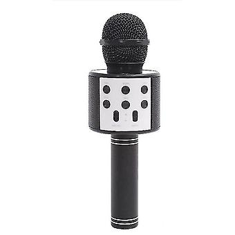 Ktv-wireless Karaoke Microphone-black(Black)