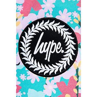 Hype Vintage Floral Boxy Backpack