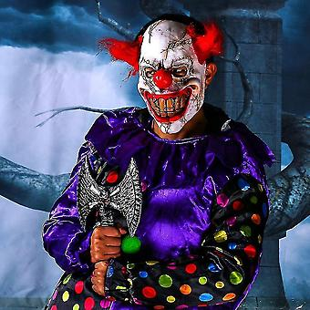 Halloween Costume Party Masks Halloween Latex Clown Mask For Adults