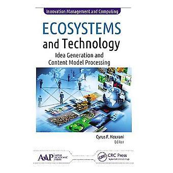 Ecosistemas y Tecnología Generación de Ideas y Modelos de Contenido Procesamiento Gestión de la Innovación y Computación