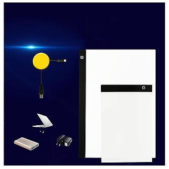 A4 Artcraft Tracing Light Pad rajz vékony pad copy lightbox