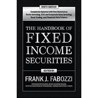 The Handbook of Fixed Income Securities Ninth Edition