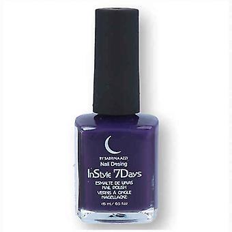 Vernis à ongles Instyle Sabrina Azzi Lila Oscuro 186 (15 ml)