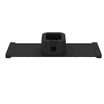 Household storage containers 1pcs sofa armrest organizer home sofa armrest boxes silicone foldable|storage trays black
