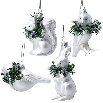 Gisela Graham Assorted Animal Decorations