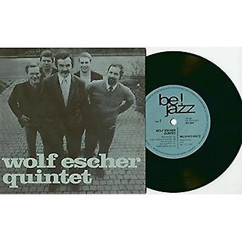 Escher Quintet, Wolf - Nelson's Waltz [Vinyl] USA import