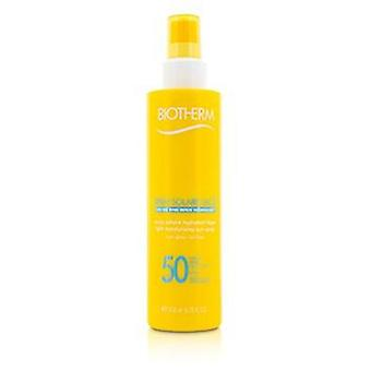 Biotherm Spray Solaire Lacte Light Moisturizing Sun Spray Spf 50 - 200ml/6.76oz