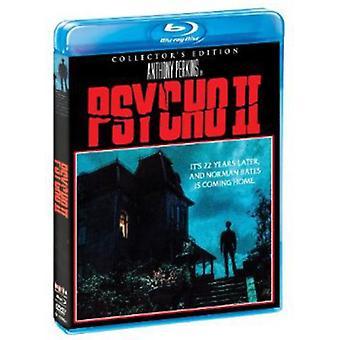 Psycho II (Collectors Edition) [BLU-RAY] USA Import