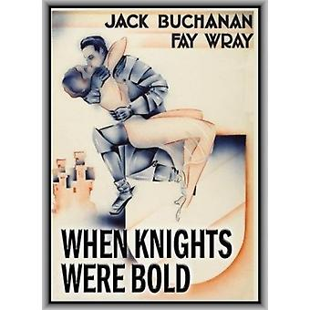 When Knights Were Bold [DVD] USA import