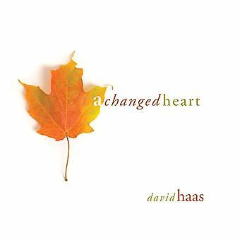 David Haas - Changed Heart [CD] USA import