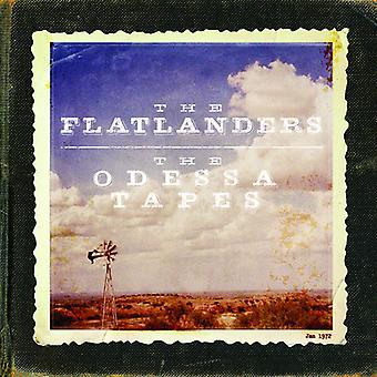 Flatlanders - Odessa Tapes [CD] USA import