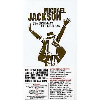 Michael Jackson - Ultimate Collection [CD] USA import