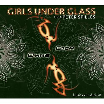 Girls Under Glass - Single / Ohne Dich [CD] USA import