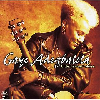 Gaye Adegbalola - katkera makea Blues [CD] USA tuonti
