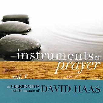 David Haas - Instruments at Prayer 1 [CD] USA import