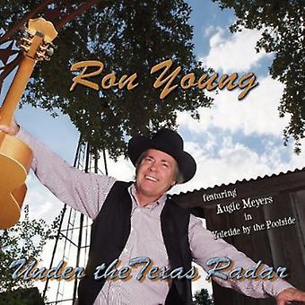 Ron Young - importação EUA Under the Radar Texas [CD]