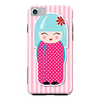 ArtsCase Designers Cases Kokeshi Doll for Tough iPhone 8 / iPhone 7
