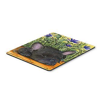 Carolines Treasures  SS8674MP French Bulldog Mouse Pad / Hot Pad / Trivet
