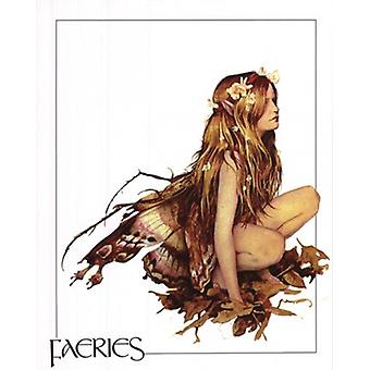 Faeries Anniversary Cover Brian Froud Poster Poster Print