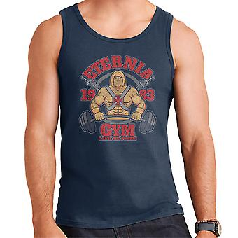 He Man Eternia Gym Men's Vest