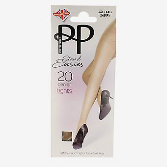 Ladies Pretty Polly 20 Denier strumpbyxor
