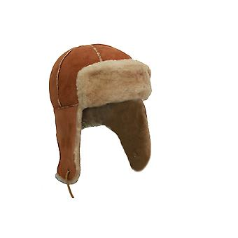 Eastern Counties Leather Womens/Ladies Bourn Sheepskin Pilot Hat