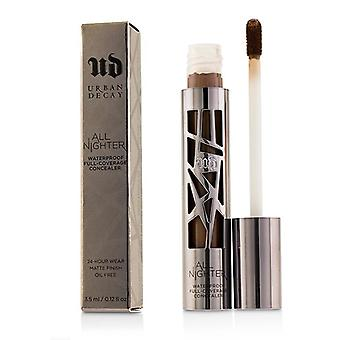 Urban Decay All Nighter Wasserdichte volle Abdeckung Concealer - Extra tief (neutral) - 3,5 ml / 0,12 Unzen