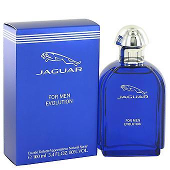 Jaguar Evolution Eau de Toilette 100ml EDT Spray