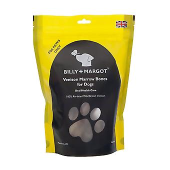 Billy & Margot venaison moelle OS chien traite 300g (paquet de 6)