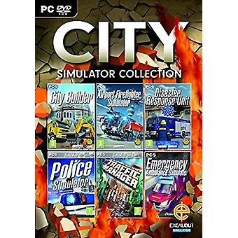 City Simulator Collection (PC DVD Rom) - New