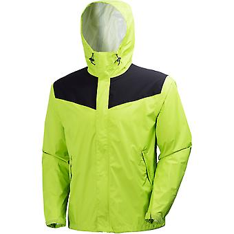 Helly Hansen Mens Magni Lightweight Adjustable Hood Workwear Jacket