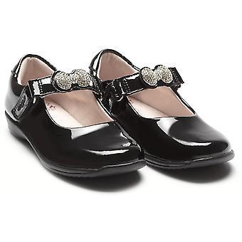Lelli Kelly Mandy LK8304 Changeable Strap School Shoes F Fitting