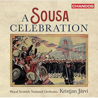 Sousa / Royal Scottish National Orchestra - Sousa Celebration [SACD] USA import