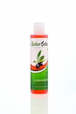 Shower gel with olive oil and pomegranate extract 200ml.