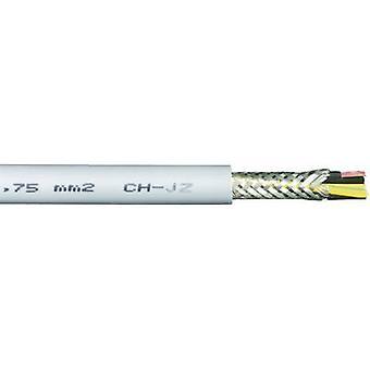 فابر كابيل HSLCH-JZ التحكم الرصاص 5 × 0.75 ملم مربع رمادي 032751 تباع في المتر الواحد