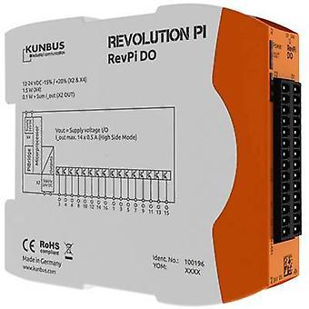 Kunbus RevPi DO PR100196 PLC add-on module 24 V