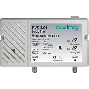 Axing BVS 3-01 Cable TV amplifier 30 dB