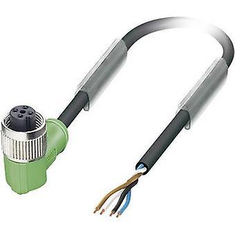 Phoenix Contact 1668234 SAC-4P-3,0-PUR/M12FR Sensor / Actuator-kabel