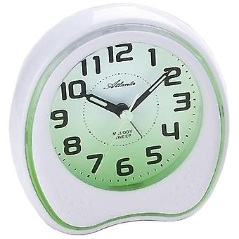 Atlanta alarm clock quartz Repeater light melody creeping second