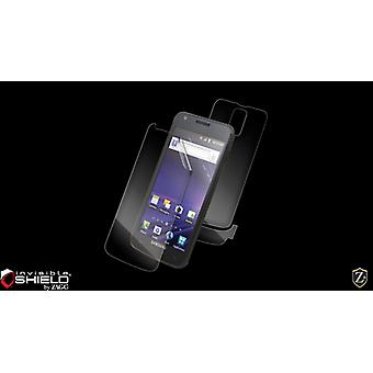 ZAGG - invisibleSHIELD Screen Protector for Samsung Galaxy S II Skyrocket SGH-I727 - Full Body
